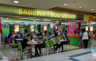 Sadewa Food Court Plasa Simpang Lima