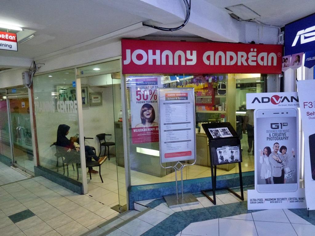 Johnny Andrean