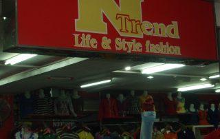 N trend Fashion Semarang