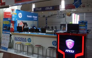 Alyosha Computer Plasa Simpang Lima