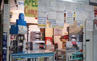 Apel Computer Plasa Simpang Lima