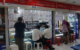 DS Computer Plasa Simpang Lima Semarang