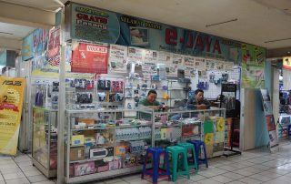 E-jaya Plasa Simpang Lima Semarang