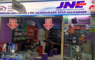 JNE Plasa Simpanglima Semarang