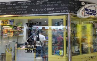 Mechanic Shop Plasa Simpanglima Semarang