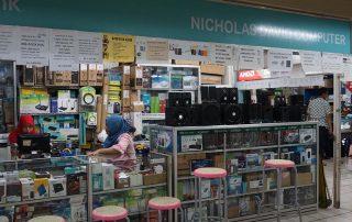 Nicholas David Com Plasa Simpang Lima