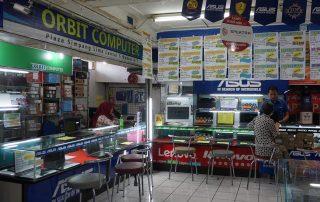 Orbit Komputer Plasa Simpang Lima Semarang