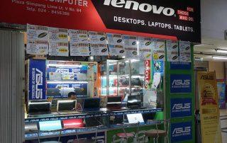Persia Computer Plasa Simpang Lima semarang