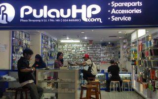 Pulau HP Plasa Simpanglima Semarang