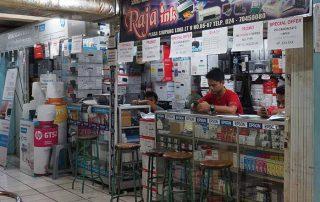 Raja Ink Plasa Simpang Lima Semarang