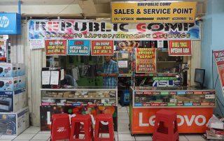 Republic Computer Plasa Simpang Lima Semarang