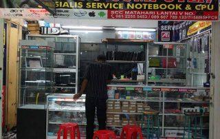 Turbo Computer Plasa Simpang Lima Semarang
