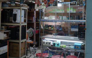 nano Computer Plasa Simpang Lima Semarang