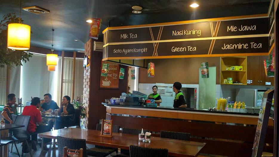 Tea House Tong Tji