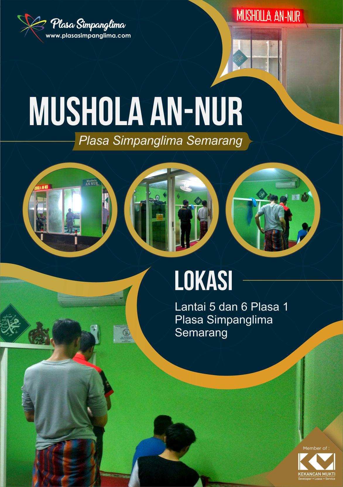 Mushola An Nur Plasa Simpanglima Semarang