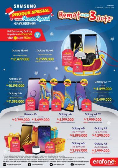 Promo Samsung Erafone Era Akhir Tahun