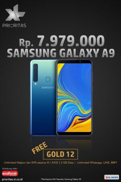 Promo Erafone Samsung Galaxy A9 XL Prioritas