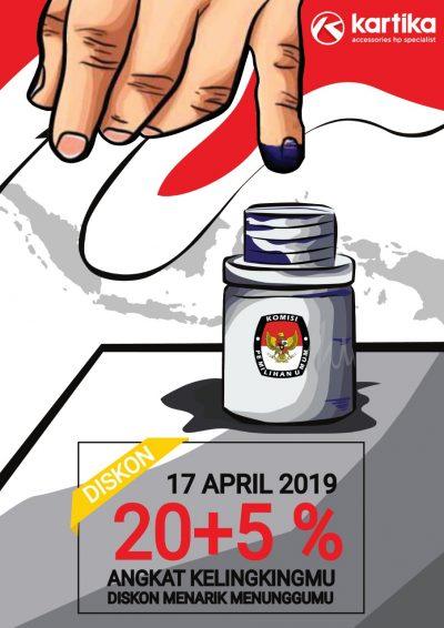 Promo Pemilu Kartika