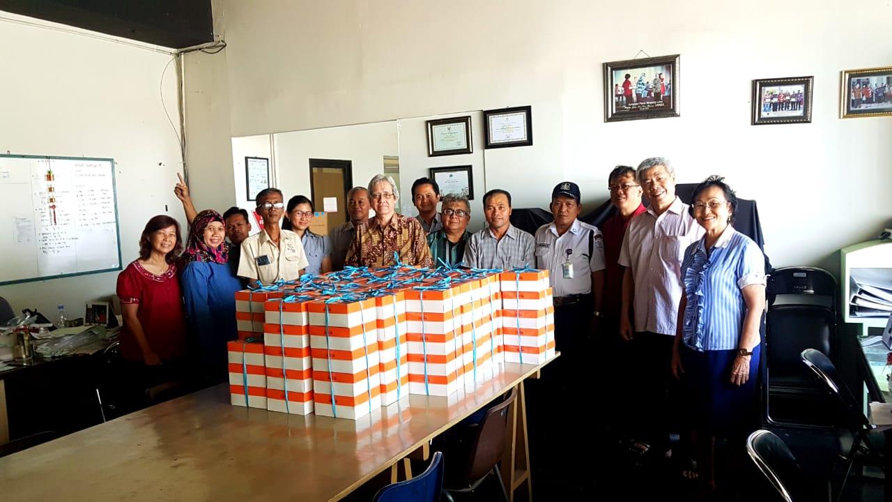 Buka Bersama P3S Plasa Simpanglima Semarang