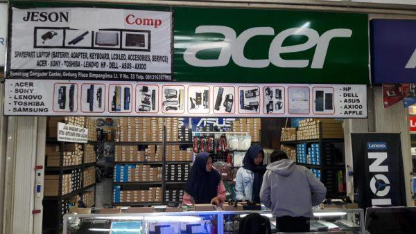 Jason Computer SCC Plasa Simpanglima Semarang