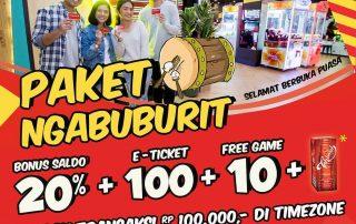 Paket Ngabuburit Timezone 2019