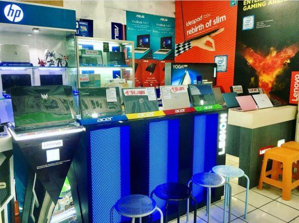 Toko Komputer Seven Plasa Simpanglima Semarang (2)