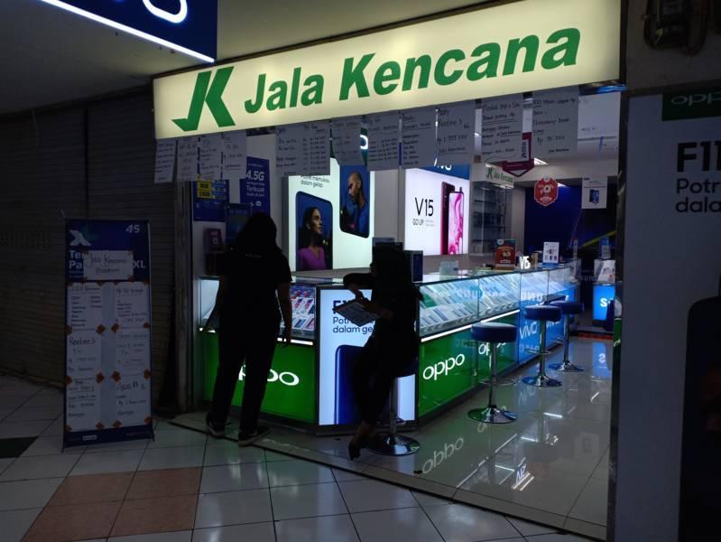 Jala Kencana Plasa Simpanglima Semarang