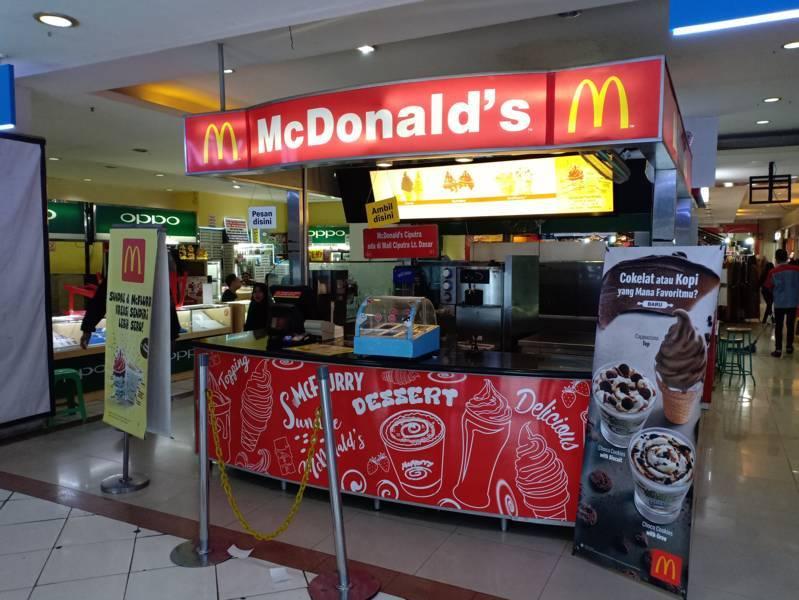 Mc Donal's Plasa Simpanglima Semarang