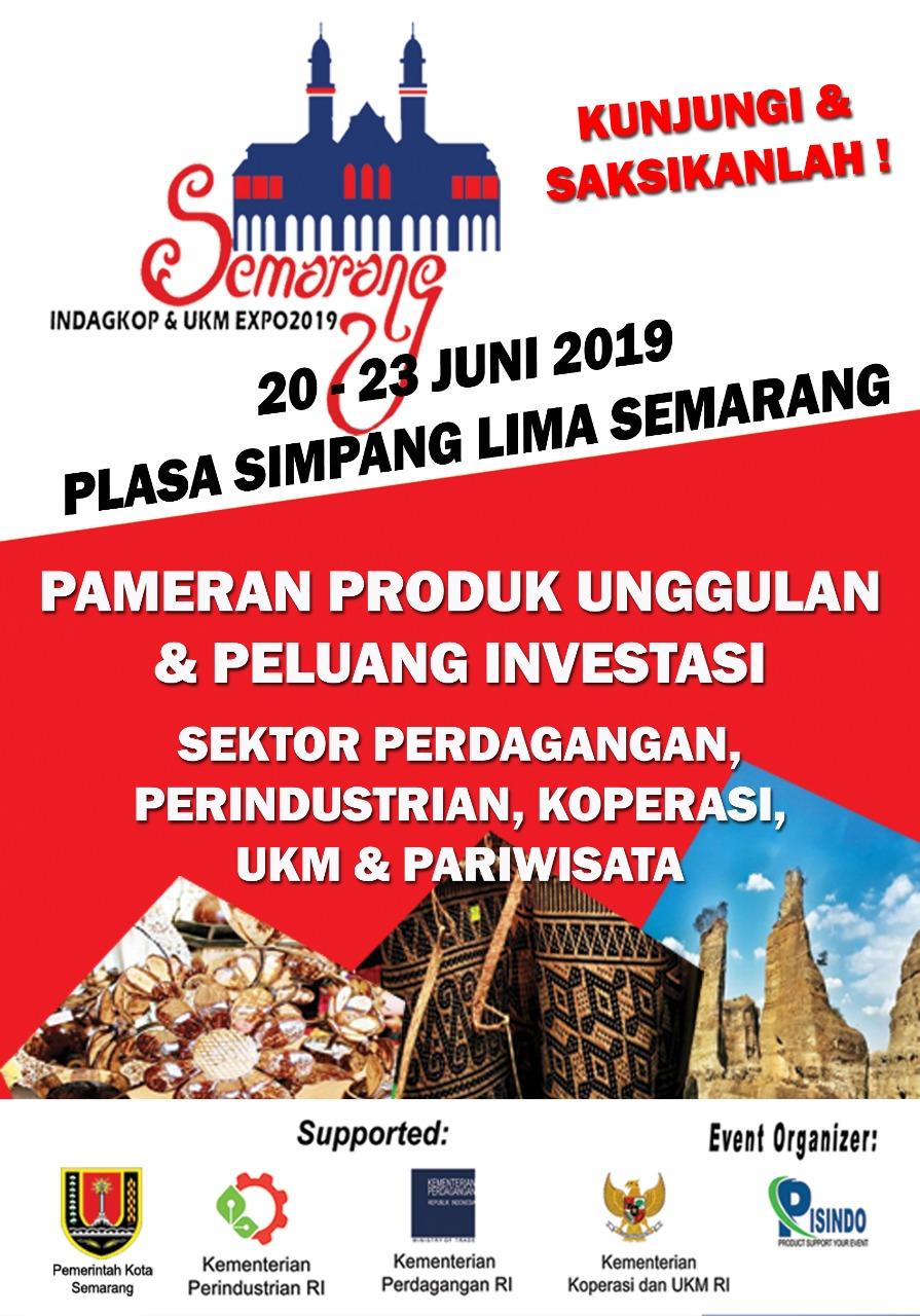 Semarang INDAGKOP & UKM EXPO 2019