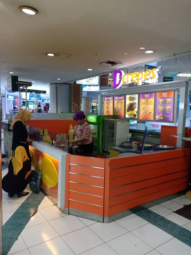 D'crepres Plasa Simpanglima Semarang