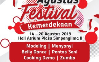 Agustus Festival Kemerdekaan