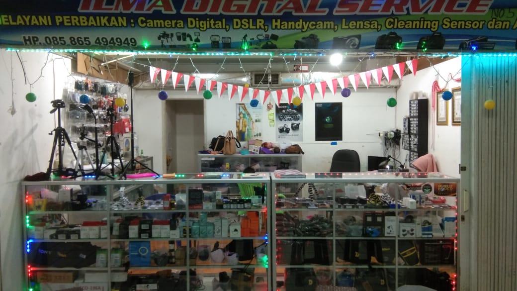 Ilma Digital Service Plasa Simpanglima Semarang