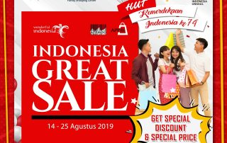 Indonesia Great Sale Plasa Simpanglima Semarang