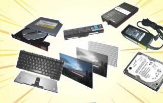 Net.Zone Laptop Sparepart & Accessories