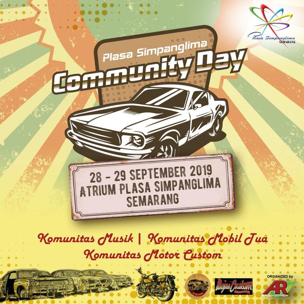 Plasa Simpanglima Community Day 2019