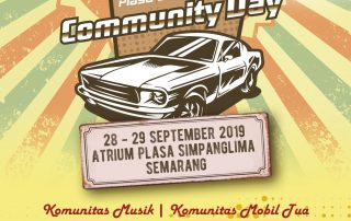 Plasa Simpanglima Community Day 2019
