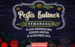Pesta Kuliner Plasa Simpanglima Semarang 2019