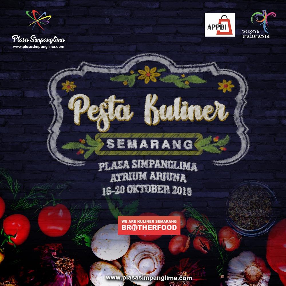 Pesta Kuliner Semarang 2019