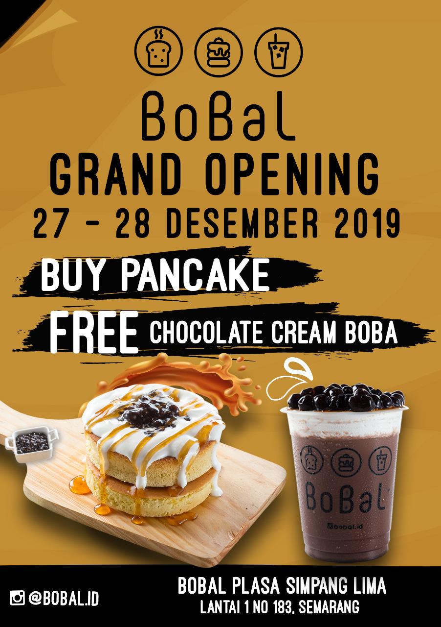 Bobal Grand Opening Plasa Simpanglima Semarang