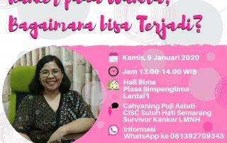 Talkshow CISC Kanker Pada Wanita