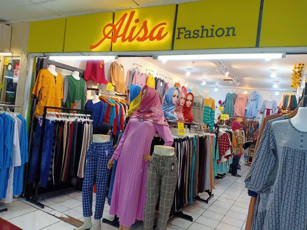 Alisa Fashion Semarang