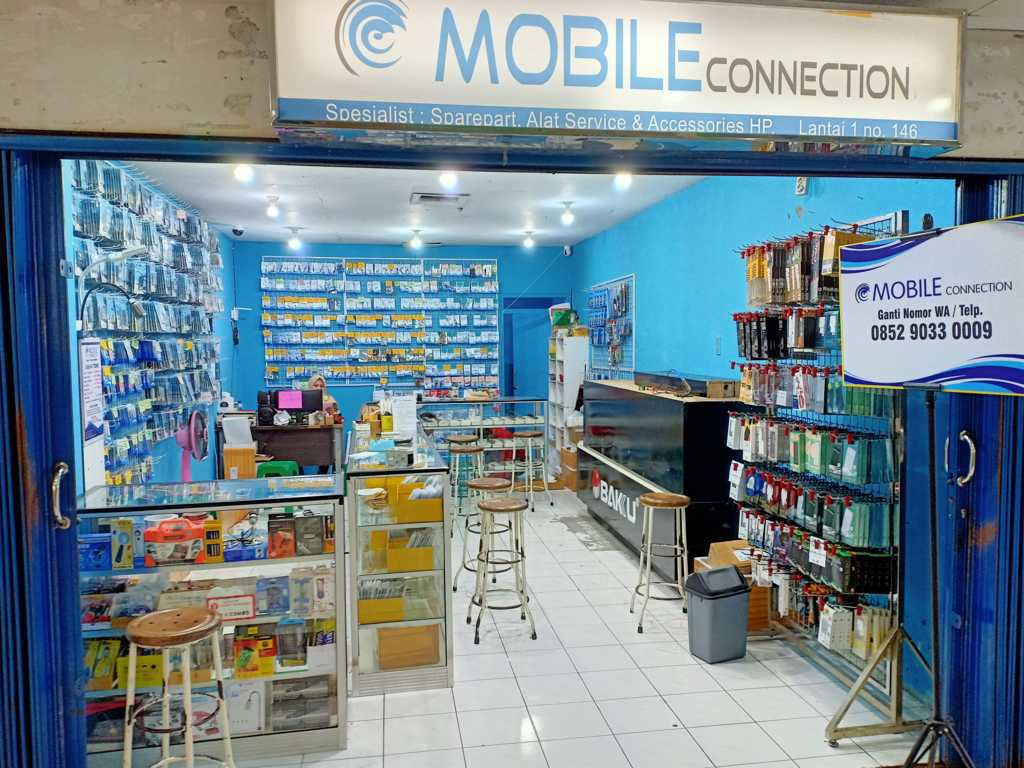 Mobile Connection Aksesoris Semarang