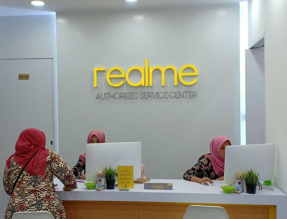 Realme Service Center Semarang