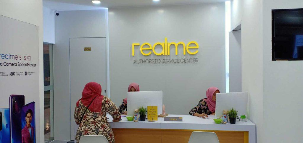 Realme Service Center Semarang Plasa Simpanglima Semarang